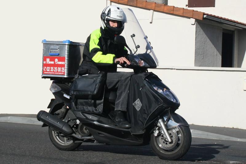 Conduite véhicules 2 roues