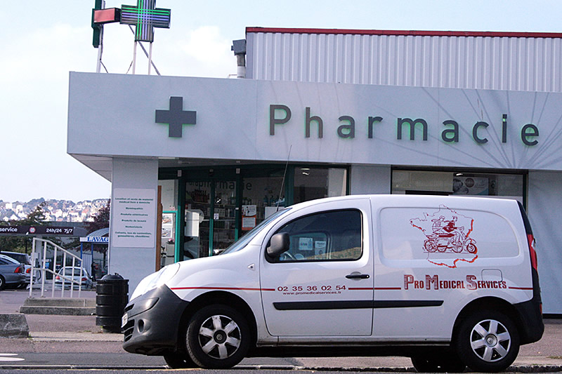 Promédical Services pharmacies
