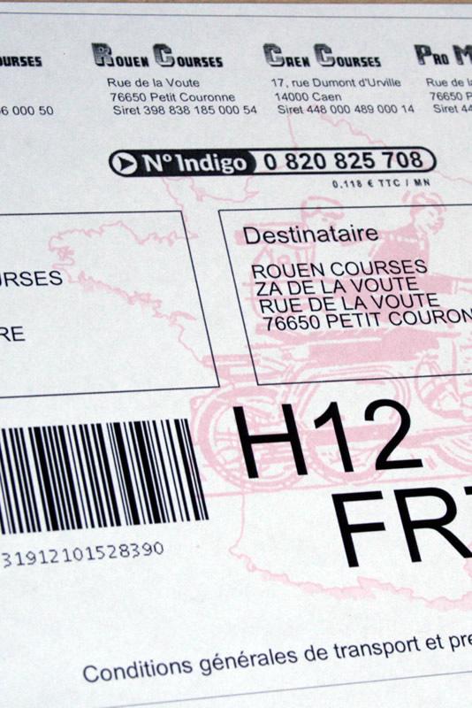 Comment emballer mon colis Le Havre Courses