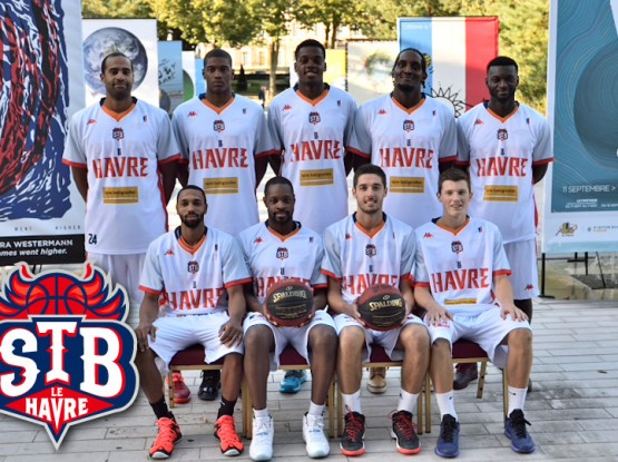 LE HAVRE COURSES renouvelle son soutien et son partenariat auprès du Saint Thomas Basket 2