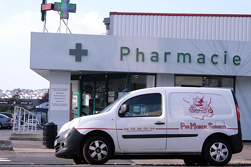 Promédical Services pharmacies