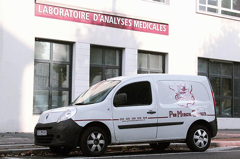 Promédical Services laboratoires d'analyses médicales